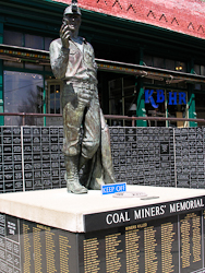 Roslyn Miner's Memorial