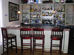 Bar at Port Ludlow Inn
