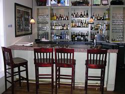 Bar at Port Ludlow Inn